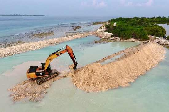 Coral Mining -2